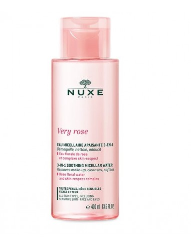 Nuxe Very Rose 3in1 Soothing Micellar...