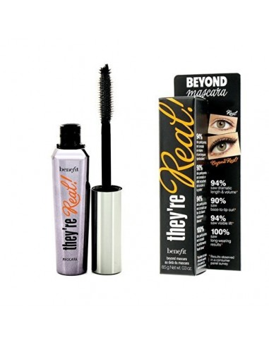Benefit They'Re Real! Jet Black tusz...